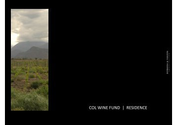 COL WINE FUND | RESIDENCE - Colwine.com