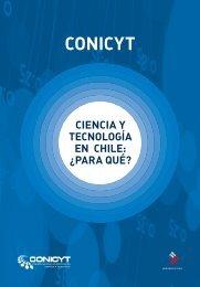 Libro: Ciencia y Tecnología en Chile ¿ Para qué - Conicyt