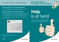 Help is at hand - Accu-Chek
