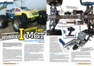 Team Associated Mini MGT reviewed in RRCi - CML Distribution