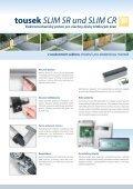 Pohony křídlových bran - tousek GmbH - Page 2