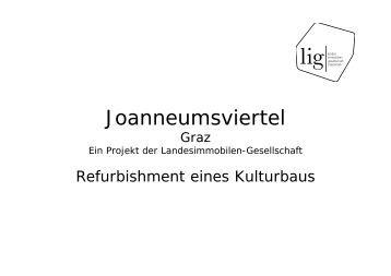 Joanneumsviertel - LIG