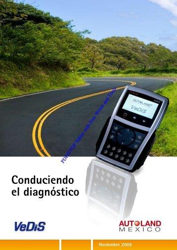 Kit México Conduciendo el diagnóstico