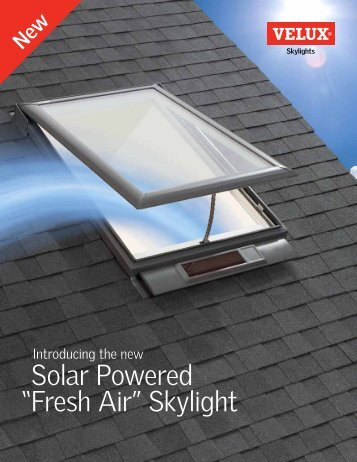 Velux tunnel solare best manually operated pine roof for Dimensioni standard velux