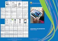Catalogue produits 2013 - eInstruction