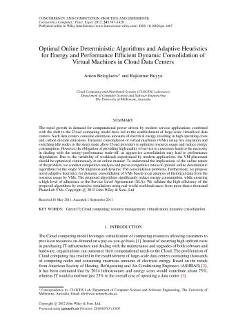 Optimal Online Deterministic Algorithms and Adaptive Heuristics for ...