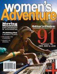 Women's Adventure Magazine - Big City Mountaineers