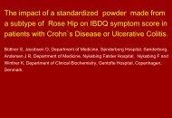 Ingen diastitel - Hyben Vital ApS