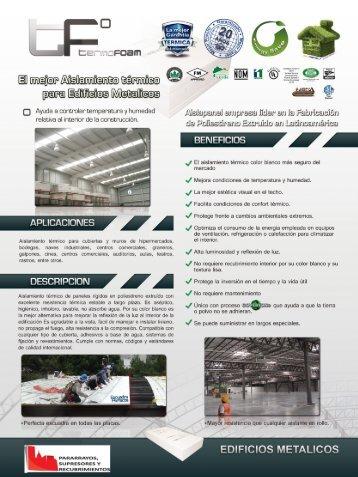 Archivo .PDF - Pararrayos, Supresores y Recubrimientos