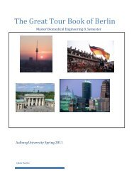 The Great Tour Book of Berlin 2011