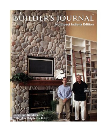 Read our Article in the Builders Journal - Keystone Builders