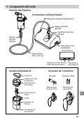 Nebulizzatore a compressore Modello NE-C801 - Omron Healthcare - Page 7