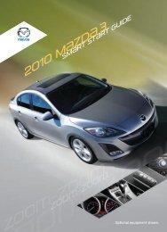 2010 m{ZD{ 3 - Mazda