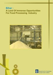 A Land Of Immense Opportunities For Food Processing Industry