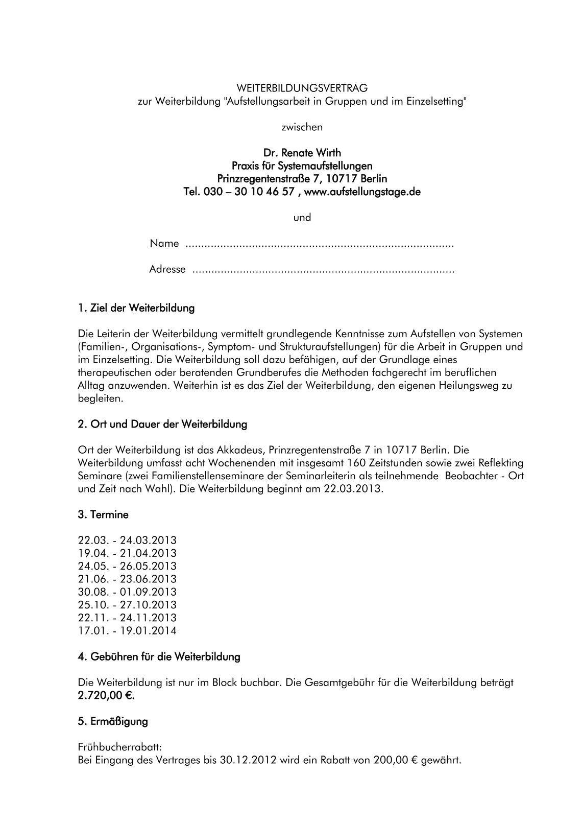 Fein Vertragsvorlage Pdf Ideen - Beispiel Business Lebenslauf Ideen ...