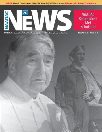 Health Care Reform | NAADAC Awards