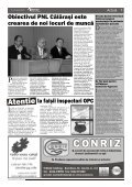 Noul se construieºte cu muncã la negru sediu ITM Cãlãraºi - Obiectiv - Page 7