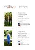 Stretchkollektion für Technische Dienst - Profiline Berufsmode GmbH - Page 2