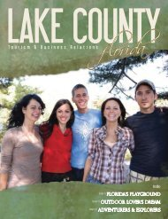 Lake County Vacation Guide