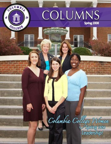 Spring into Leadership! - Columbia College