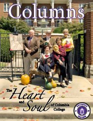 Heart andsoul - Columbia College