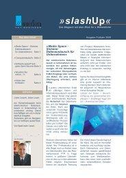 Sicherer Datenaustausch für Unternehmen - doubleSlash Net ...