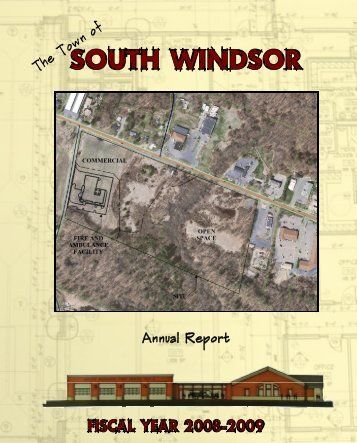 The Town of Annual Report - Town of South Windsor