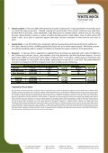20130712 White Rock Resource Drilling Further High Grade Silver ... - Page 5