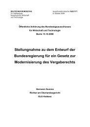 16_9_1171 Stellungn. H. Summa Vergaberecht - Oeffentliche ...