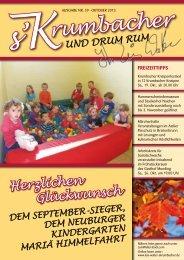 Heft 39 - Oktober 2013 - luis-walter-skrumbacher.de