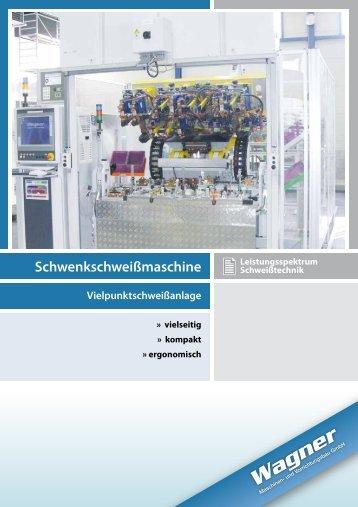 Wagner Wagner - Wagner-Maschinenbau