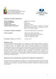 Diplomado de Postítulo en Educación para el Trabajo - Facultad de ...