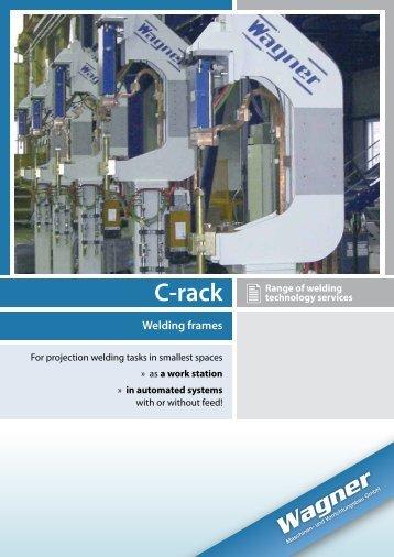 C-rack - Wagner-Maschinenbau