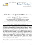 Multifield Analysis of a Piezoelectrically Actuated Valveless ... - Page 6