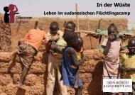 In der Wüste - Discover Sudan