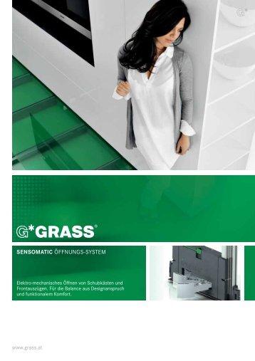 SENSOMATIC ÖFFNUNGS-SYSTEM - Grass