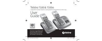 telstra t110 telephone telstra home phones rh yumpu com