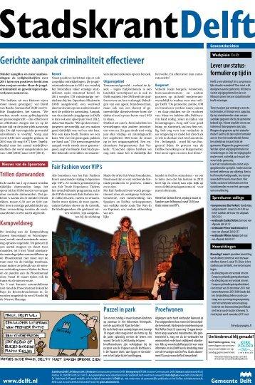 29 februari - Delft.nl