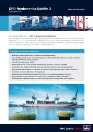 CPO Nordamerika-Schiffe 2 - bullinvest.at