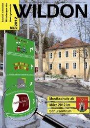 können Sie die Gemeindezeitung von März 2012 als PDF ... - Wildon
