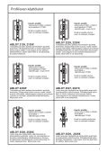 Profiili 06.FH11 - Abloy Oy - Page 5