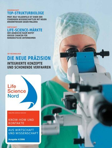 wir sind die life sciences im norden. www ... - Life Science Nord