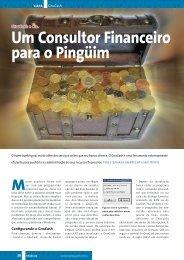 Um Consultor Financeiro para o Pingüim - Linux New Media