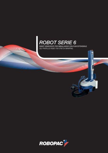 ROBOPAC ROBOT SERIE 6