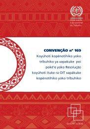 Convenção 169 na língua Terena - Funai