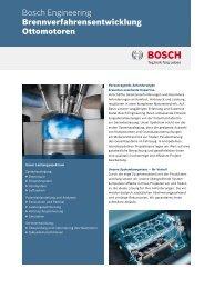 Brennverfahrensentwicklung Ottomotoren (PDF 153,96 kB) - Bosch ...