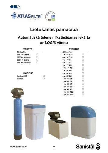 Atlas Filtri automātiskā ūdens mīkstināšanas iekārta ar ... - Sanistal