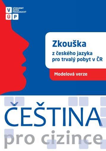 Zkouška z českého jazyka pro trvalý pobyt v ČR