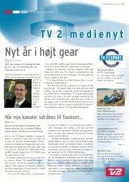 Nyt år i højt gear - Tv2