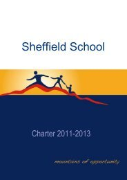 Charter 2011 2013 - Department of Education Schools Websites